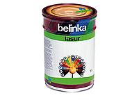 Тонкослойная лазурь для дерева BELINKA LASUR (платиново - серый) 1 л, фото 1
