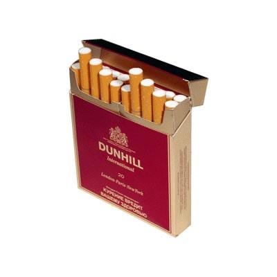 жидкость Данхил для е сигарет