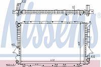 Радиатор охлаждения AUDI, Nissens 60458
