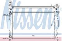 Радиатор охлаждения AUDI, Nissens 60304A
