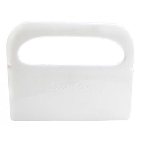 Тримач накладок MAXI на унітаз білий пластик