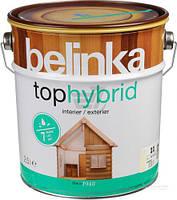 Лазурное покрытие для дерева BELINKA TOPHYBRID (тик) 2,5 л, фото 1