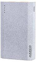 Портативная батарея Maxco MA-7800 Apache Power Bank Power IQ 1A/2,1А Li-Pol 7800 mAh Grey #I/S