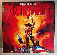 CD диск Manowar - Kings Of Metal