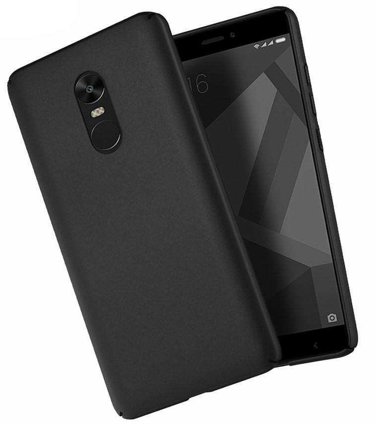 Противоударный Чехол для Xiaomi Redmi Note 4 Black