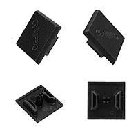 Creality 3D® 2020 Black Пластик ABS Конец крышки для алюминиевого профиля Экструзия 3D-принтер - 1TopShop