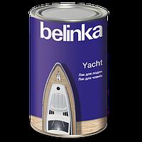 Лак яхтный BELINKA YACHT (глянцевый) 1 л