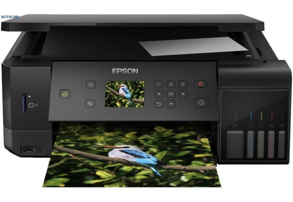 МФУ Epson L7160 WiFi (C11CG15404)