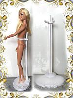 Аксессуары для кукол - подставка белая