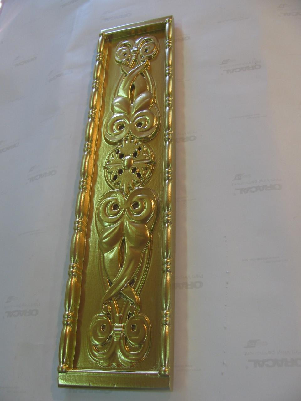 Декор різьблений