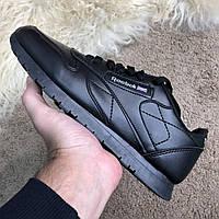 Женские кроссовки Reebok Размер 36 Classic Leather Black