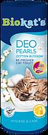 Дезодорант Biokat's Deo Pearls Cotton Blossom