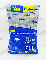 1 мм (Основа 500 шт.) Система выравнивания плитки LUX