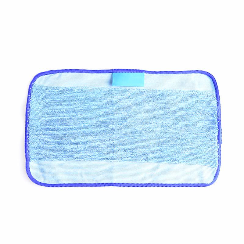 Моющаяся многоразовая микрофибра для мытья полов iRobot Braava 308 380t 320 4200 5200C Пылесос - 1TopShop