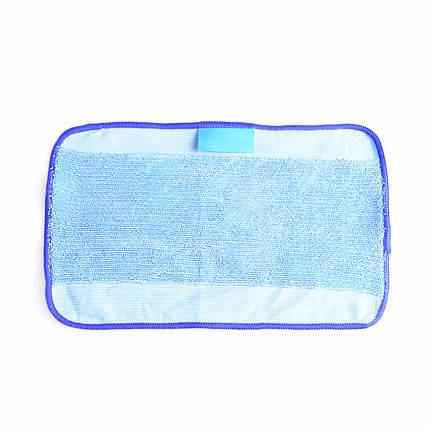 Моющаяся многоразовая микрофибра для мытья полов iRobot Braava 308 380t 320 4200 5200C Пылесос - 1TopShop, фото 2