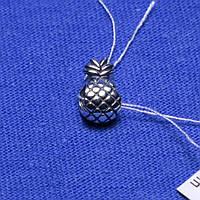 Серебряная подвеска-шарм Ананас 848-ч