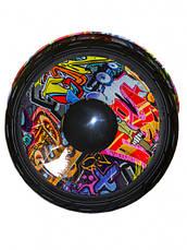 Гироборд Smart Balance Wheel U8 TaoTao APP 10,5 дюймов Hip-Hop Miami (оранжевый) с самобалансом и колонкой, фото 2