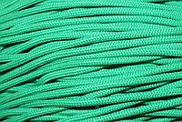 Полиэфирный шнур с сердечником, 5 мм (200 м), зеленый