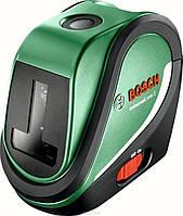 Лазерный уровень нивелир Bosch Universal Level 2 10м 120 градусов 2 лазерных луча