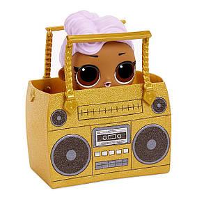 Кукла ЛОЛ Сюрприз Малышка Ди Джей Мини-дива L.O.L Ooh La La Baby Surprise Lil D.J. S2, фото 2