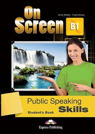 On Screen B1 Public Speaking Skills Student's Book, фото 2