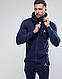 Синий  спортивный  мужской костюм Jordan (Джордан), фото 2