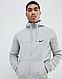Серый мужской спортивный костюм Nike (Найк), фото 2