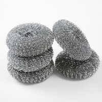 Шарик из нержавеющей стали для очистки мячей для мытья посуды. специальный инструмент - 1TopShop
