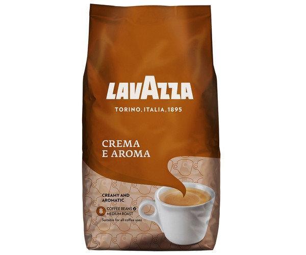Кофе Lavazza Crema e Aroma (1000 г ) в зернах