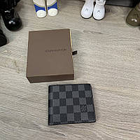 Мужской кошелек Louis Vuitton Florin Damier Graphite
