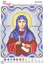 Икона Святой Преподобной Мелании №146
