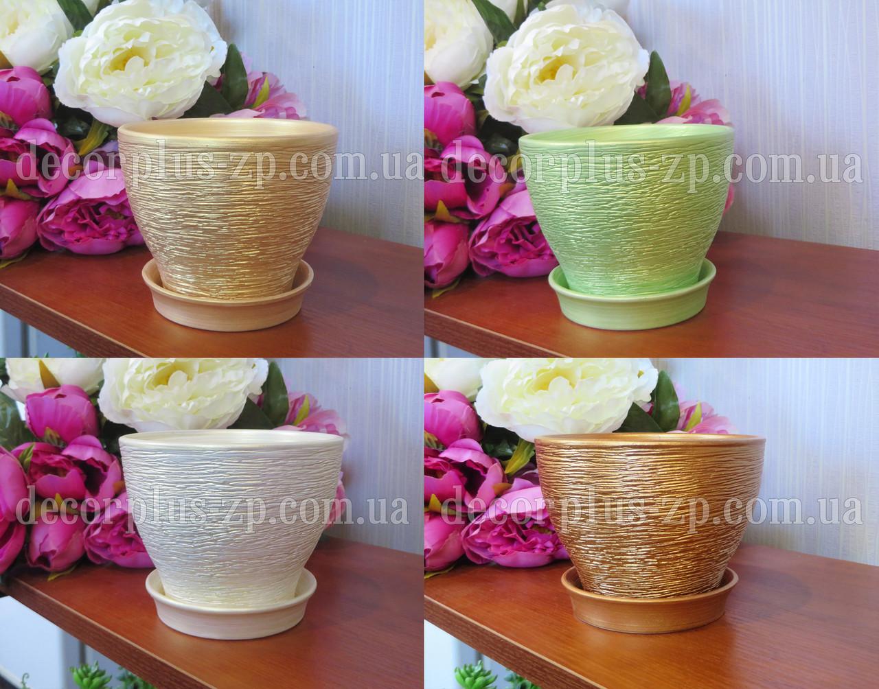 Горшок керамичный для топиария