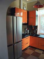 Кухня в частном доме - дизайнерами выступили сами заказчики, проявив творчество и креатив