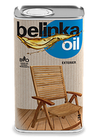 Масло для дерева BELINKA OIL EXTERIER (бесцветное) 0,5 л