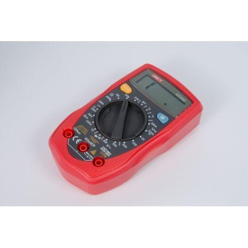Мультиметр (тестер) цифровой UT33C