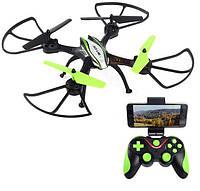 Квадрокоптер WI-FI дрон с FPV-камерой на радио управлении Best Toys (HC632W)