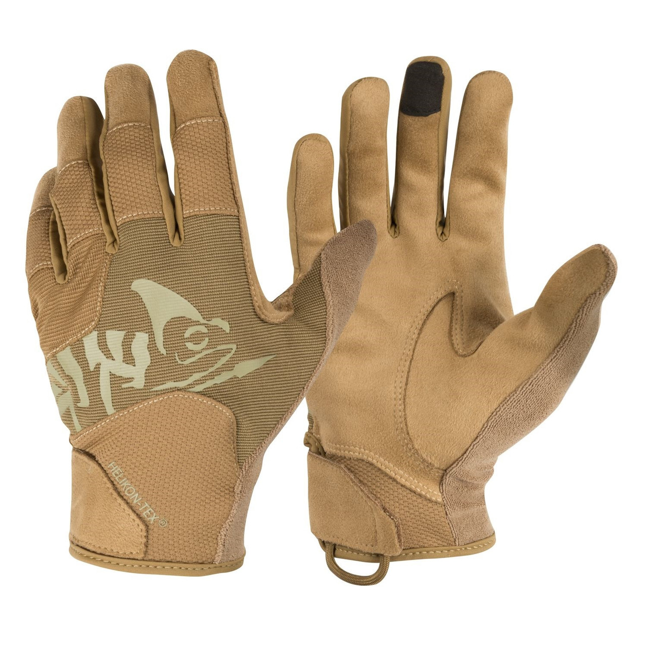 Рукавиці Helikon-Tex® All Round Tactical Gloves. COYOTE/ADAPTIVE GREEN, XXL