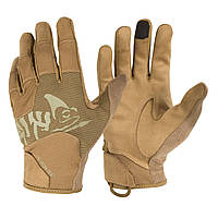 Рукавиці Helikon-Tex® All Round Tactical Gloves. COYOTE/ADAPTIVE GREEN, S