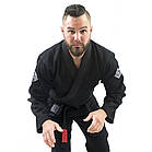 Кимоно для Бразильского Джиу-Джитсу Loyal Collector of Limbs Черное, фото 7
