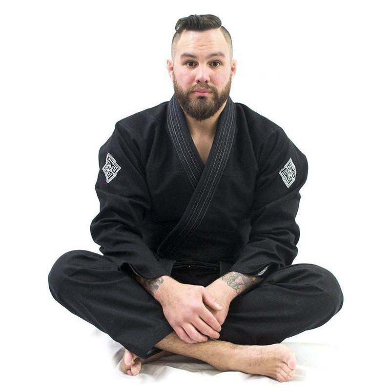 Кимоно для Бразильского Джиу-Джитсу Loyal Collector of Limbs Черное