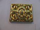 Декор різьблений, розетка, фото 3