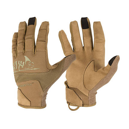 Рукавиці Helikon-Tex® Range Tactical Gloves Hard. XL, COYOTE/ADAPTIVE GREEN, фото 2