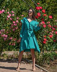 Комфортное летнее платье