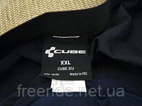 Велотрусы сетчатые CUBE памперс 2см (XXL) мужские, фото 3