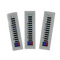 Жидкокристаллическое изменение цвета Digital Термометр Жидкокристаллическое Одежда Термометр Одежда Торговая марка Теплая одежда Термомет - 1TopShop