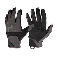 Рукавиці Helikon-Tex® Range Tactical Gloves Hard. XL, BLACK/SHADOW GREY