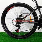 Горный велосипед Azimut Forest 26 GD черно-красный, фото 5