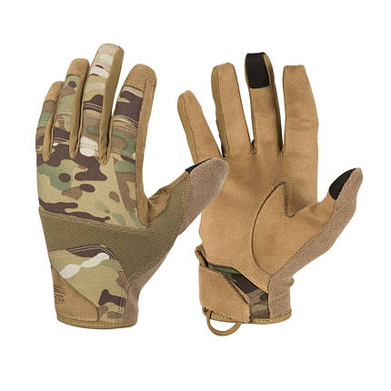 Рукавиці Helikon-Tex® Range Tactical Gloves Hard. M, MULTICAM®/COYOTE, фото 2