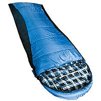 Спальный мешок Tramp NightKing V2 Right индиго/черный (TRS-045R)