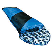 Спальный мешок Tramp NightLife V2 Right индиго/черный (TRS-046R)